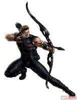 Hawkeye Movie Avengers Alliance