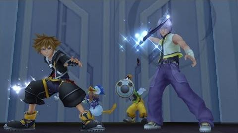 KINGDOM HEARTS HD 2