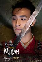 Mulan (2020) - Chen Honghui