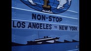 Non-Stop Los Angeles to New York