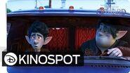 ONWARD KEINE HALBEN SACHEN – Kinospot Tückische Einhörner Disney•Pixar HD