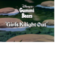 Girl's Knight Out