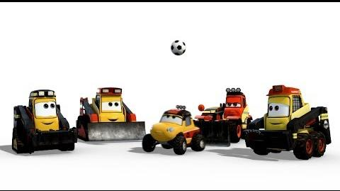 Soccer with the Smokejumpers - Planes Fire & Rescue