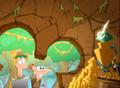 The treasure-themed Wand ID