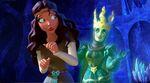 Vor's spirit appears by shocked Prisma