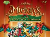 Mickey's Twice Upon a Christmas (graphic novel)