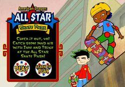 All Star Skate Park