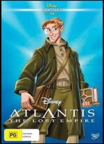 Atlantis- The Lost Empire 2016 AUS DVD