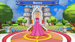 Aurora Disney Magic Kingdoms Welcome Screen