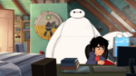 Baymax and Hiro 12
