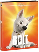 Bolt DVD Mexico