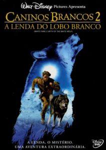 Caninos Brancos 2 - Capa DVD