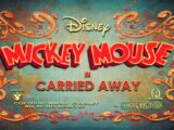 Carried Away (Mickey Mouse)
