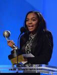 China Anne McClain 45th NAACP Awards