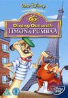 Dining Out with Timon & Pumbaa DVD
