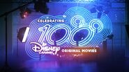 Disney Channel - 100 DCOM's - LOGO