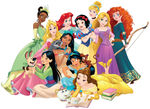 Disney Princess 2018