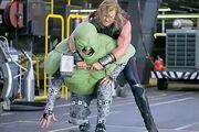 Hulk mocap