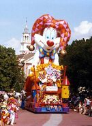 Jester Roger Rabbit
