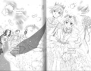 Kilala and Rei's wedding