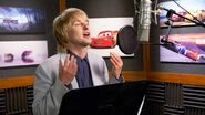 Owen Wilson Cars 3 Behind the scenes