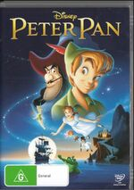 Peter Pan 2013 AUS DVD