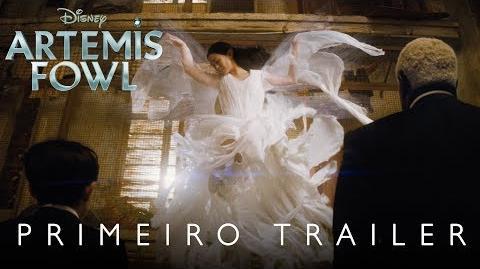 Primeiro Trailer Artemis Fowl O mundo secreto