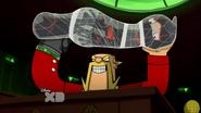 Secret Stache - Ninja and McFist