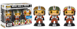 Star Wars Pilots POP 3 Pack