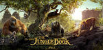 The Jungle Book 2016 Banner