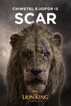 The Lion King (2019) - Scar