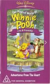 The Magical World of Winnie the Pooh Love & Friendship 2004 AUS VHS
