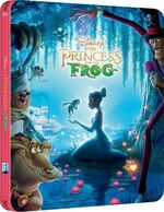 The Princess and the Frog 2015 Zavvi