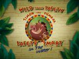 Timon and Pumbaa's Wild About Safety