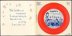 1964 Birthday Card Record2