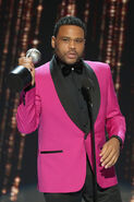 Anthony Anderson at NAACP awards
