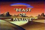 BeastorFamine