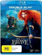 Brave 2012 AUS Blu-Ray + DVD