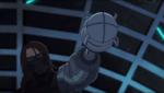 Bucky's Transformed Arm