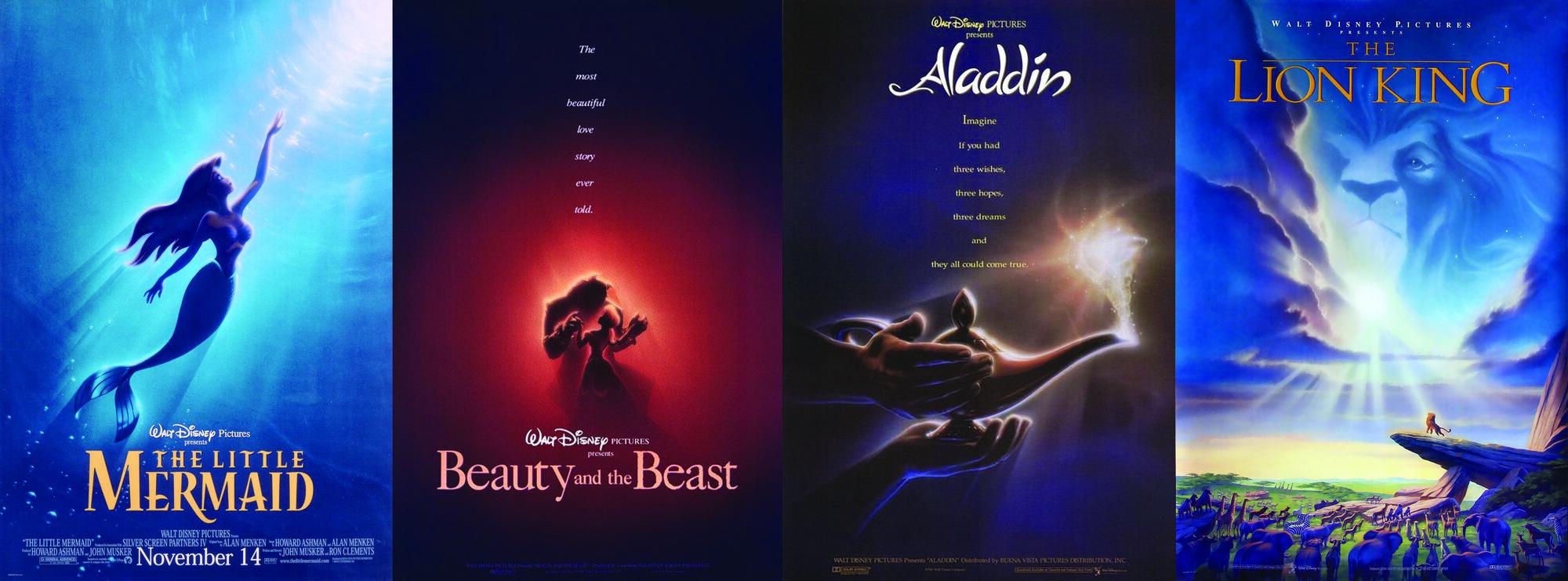 Disney Renaissance Disney Wiki Fandom