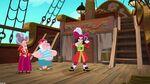 HookSmee&Mama Hook- Captain Hook's New Hobby