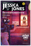 Jessica Jones - 2x09 - AKA Shark in the Bathtub, Monster in the Bed - Poster