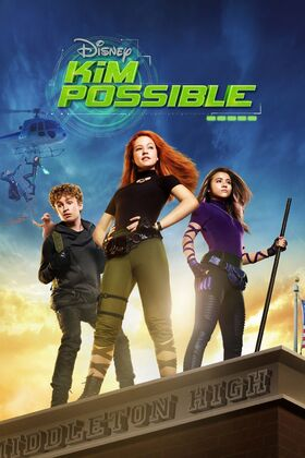 Kim Possible movie poster
