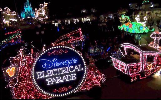 Main Street Electrical Parade | Disney Wiki | FANDOM powered by Wikia