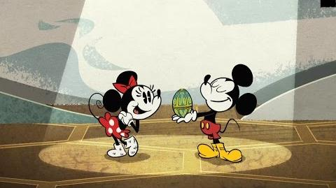 Mickey Mouse Matroesjka Disney NL