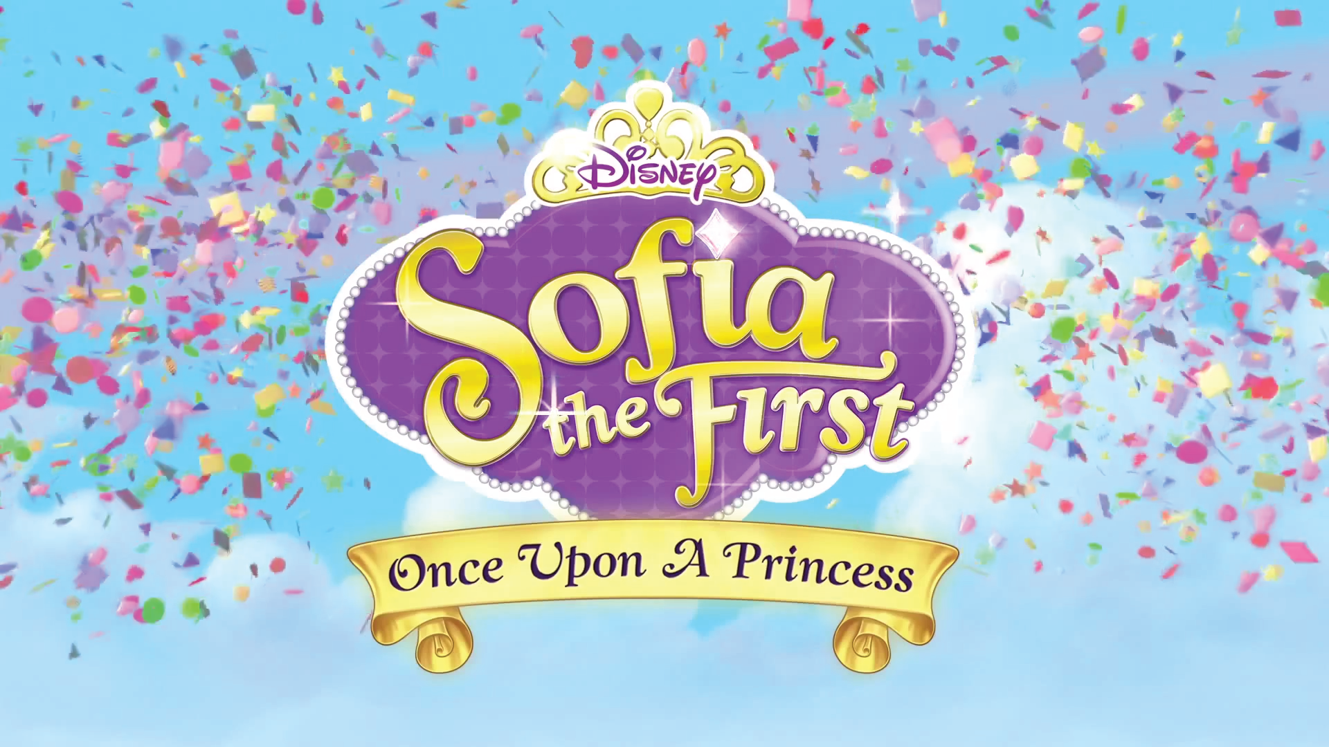 sofia the first slumber party full episode english