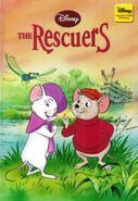Rescuers disney wonderful world of reading hachette partworks