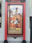 Runaway Railway Poster Mickey