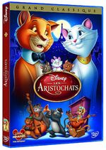 The Aristocats DVD France