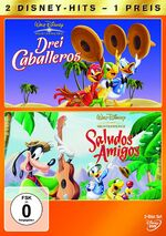 The Three Caballeros - Saludos Amigos Germany 2 Pack